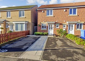 Thumbnail 2 bed semi-detached house for sale in Corinto Close, Cramlington