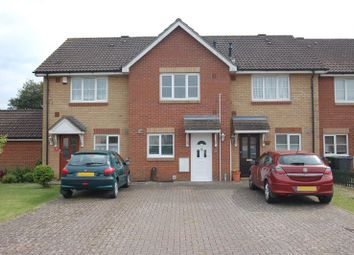 Thumbnail 2 bed terraced house for sale in St. Faiths Close, Gosport
