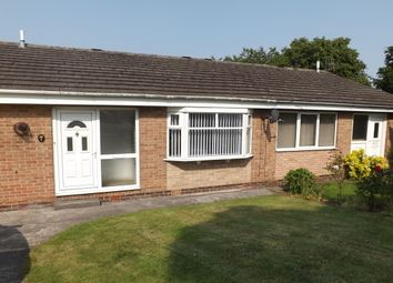 Thumbnail 2 bed semi-detached bungalow to rent in Ravensdale Road, Dronfield Woodhouse