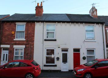 Thumbnail 2 bed terraced house for sale in Albert Avenue, Nottingham
