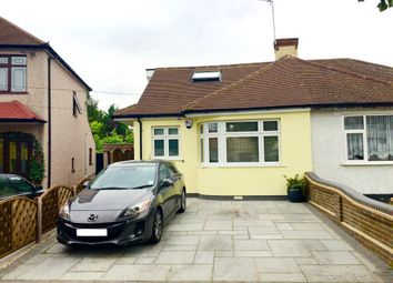 Thumbnail 2 bed semi-detached bungalow for sale in Mawney Road, Romford