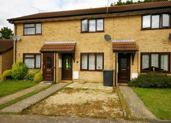 Thumbnail 2 bed terraced house to rent in Semer Close, Stowmarket