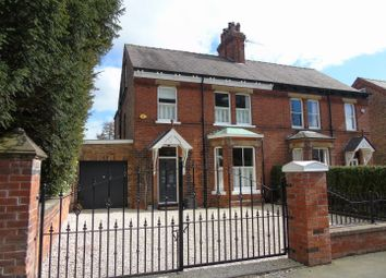 Thumbnail 6 bed semi-detached house for sale in St Johns Road, Driffield, East Riding Of Yorkshire