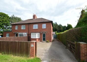 Thumbnail 3 bed semi-detached house for sale in Station Road, Scalby, Scarborough