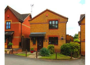Thumbnail 3 bed detached house for sale in Bumblehole Meadows, Wolverhampton