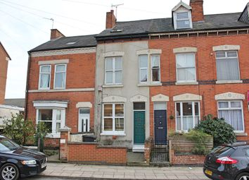 Thumbnail 3 bedroom terraced house to rent in Lansdowne Road, Aylestone, Leicester