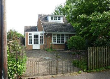 Thumbnail 2 bed detached bungalow to rent in Church Lane, Stagsden, Bedford