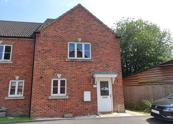 Thumbnail 2 bed end terrace house for sale in Dowles Green, Wokingham