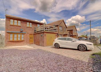 Thumbnail 3 bed detached house for sale in Normans Bay, Pevensey
