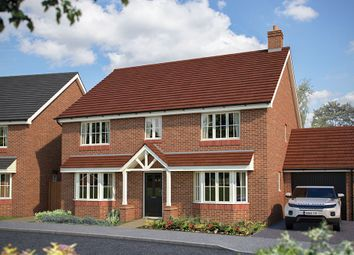 "Thumbnail 5 bed detached house for sale in ""The Winchester"" at Station Road, Salford Priors, Evesham"