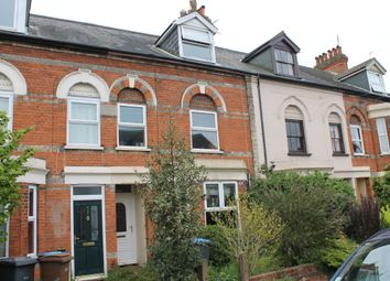 Thumbnail 4 bed terraced house for sale in Constable Road, Felixstowe