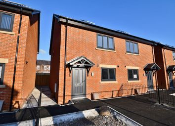 Thumbnail 3 bed semi-detached house for sale in Clifford Street, Peel Green, Eccles