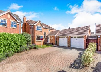 Thumbnail 4 bed detached house for sale in Warren Close, Warmsworth, Doncaster