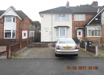 Thumbnail 3 bed semi-detached house for sale in Kenwood Road, Bordesley Green