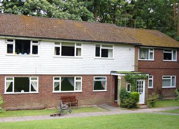 Thumbnail 2 bed flat for sale in Gibbet Lane, Camberley