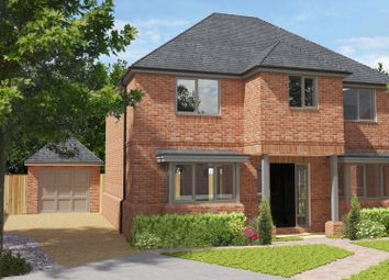 Thumbnail 4 bed detached house for sale in Morteyne Meadows, Marston Moretaine