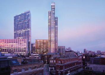 Thumbnail 2 bedroom flat for sale in Principal Place, Worship Place, Shoreditch