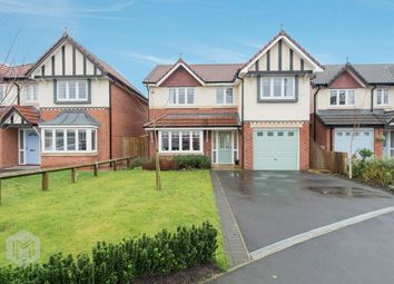 Thumbnail 4 bedroom detached house for sale in Napier Drive, Horwich, Bolton