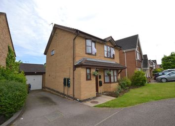 Thumbnail 3 bed detached house for sale in Lancaster Way, Buckingham Fields, Northampton