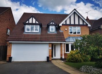 4 bed detached house for sale in Lancaster Drive, Thrapston, Kettering NN14