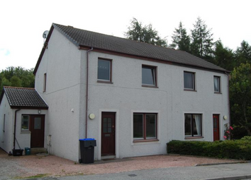 Thumbnail 2 bed semi-detached house to rent in Bellwood Drive, Aboyne, Aberdeenshire, 5Qg