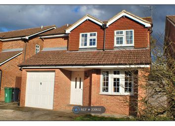 Thumbnail 4 bed detached house to rent in Mayfield Close, Redhill