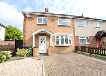 Thumbnail 3 bed semi-detached house for sale in Drake Avenue, Dines Green, Worcester