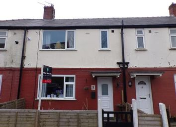 Thumbnail 3 bed terraced house for sale in Queen Street, Bolton, Lancashire, .