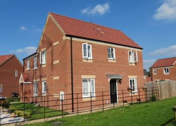 Thumbnail 3 bed semi-detached house for sale in Newmarket Avenue, Bourne