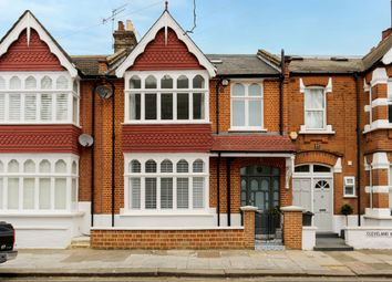 Thumbnail 4 bed terraced house to rent in Merton Avenue, London