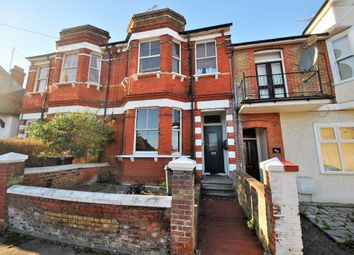 Thumbnail 2 bed flat for sale in Victoria Avenue, Westgate-On-Sea