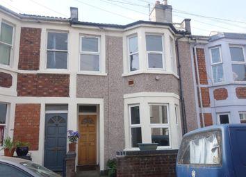 Thumbnail 2 bedroom terraced house for sale in Church Avenue, Easton, Bristol