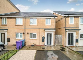 Thumbnail 3 bed end terrace house for sale in Reedmace Road, ., Liverpool, Merseyside