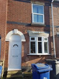 Thumbnail 3 bedroom terraced house to rent in Wyeggston Street, Burton-On-Trent