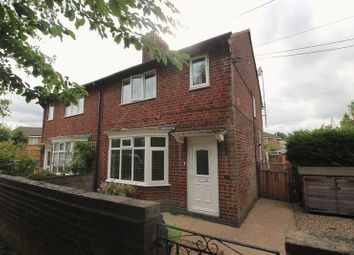 Thumbnail 2 bed semi-detached house to rent in Watchorn Cottages, Alfreton