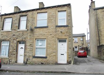 Thumbnail 3 bed end terrace house for sale in Norman Street, Halifax