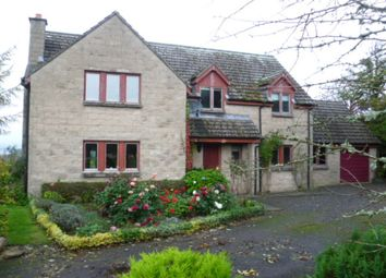 Thumbnail 4 bed detached house for sale in Crieff