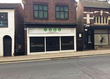 Thumbnail Retail premises to let in 5 Wood Street, Doncaster, South Yorkshire