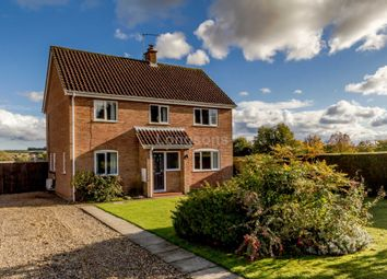 Thumbnail 4 bed property for sale in Brecklands Green, North Pickenham, Swaffham