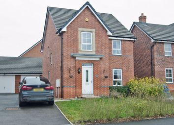Thumbnail 4 bed detached house to rent in Ruston Road, Burntwood