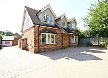 Thumbnail 3 bed detached house for sale in West Road, Sawbridgeworth, Hertfordshire