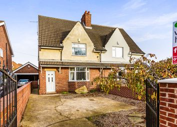 Thumbnail 3 bed semi-detached house for sale in Hill Top Road, Birdwell, Barnsley