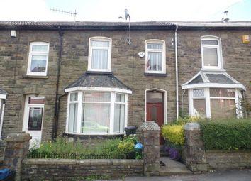 Thumbnail 4 bed terraced house for sale in Lancaster Terrace, Merthyr Tydfil