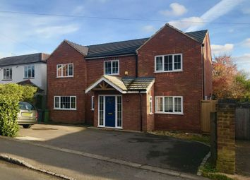 Thumbnail 5 bed detached house for sale in Littleworth Road, Downley, High Wycombe