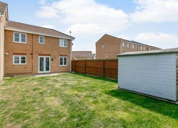 Thumbnail 2 bed terraced house for sale in Harris Road, Doncaster