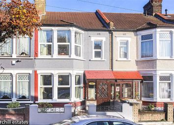 Thumbnail 3 bed terraced house for sale in Geoffrey Gardens, East Ham, London