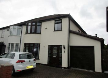 Thumbnail 3 bed semi-detached house for sale in Knowsley Drive, Leigh