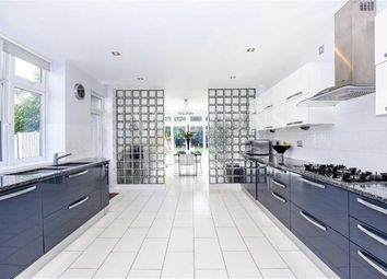 Thumbnail 6 bedroom semi-detached house for sale in Milverton Road, Brondesbury Park, London