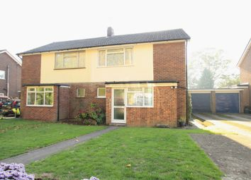 Thumbnail 3 bed semi-detached house for sale in Crown Close, Chelsfield