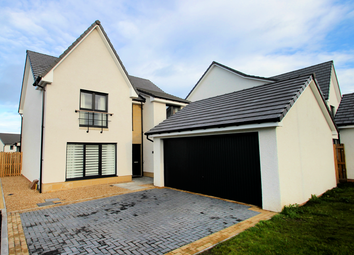 Thumbnail 5 bed detached house for sale in Greenfield Circle, Elgin